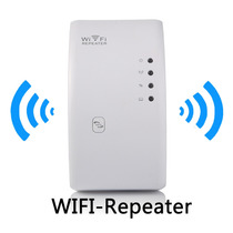 Repetidor Wifi 300mbps Potente Replicador Sinal Wireless Net