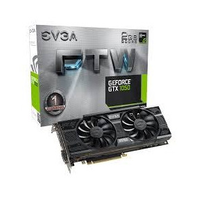 Tarjeta De Video Evga Gtx 1050 Ti Ftw Gaming 2gb/1