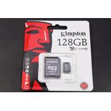 Memoria Micro Sdhc 128gb Kingston Sd10vg2/128gb Clase 10