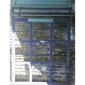 Frente De Local/ Vidrio Repartido / Cerramiento
