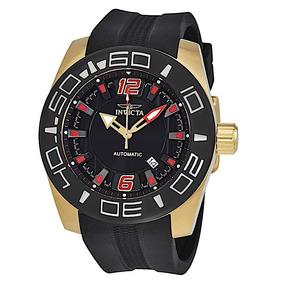 Relógio Invicta Pro Diver Automático 23531 Banhado Ouro 18k!