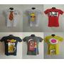 Camiseta Hombre Dama Niño Superheroes Duff Homero Simpson