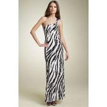 Diane Von Furstenberg,zebra Original, Vestido Talla 8
