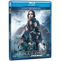 Rogue One Una Historia De Star Wars Bd + Disco Bonus + Dvd