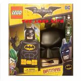 Set O Disfraz De Batman Movie Mascara Guantes Tunica De Lego