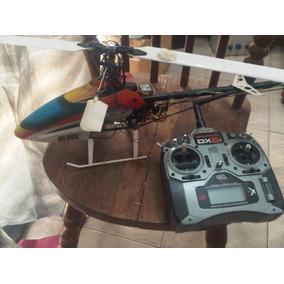 Helicoptero Blade 450 3d Usado Poco Uso 350 Lecugas