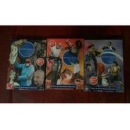 3 Boxes Da Série Jovem Bytes (15 Dvds)