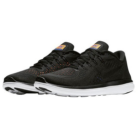 Tenis De Hombre Ii Flex 2017 Nike Oi 75444 Negro