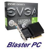 Placa De Video Geforce Gt710 2gb Hdmi Dvi Vga Local Rosario