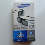 Par De Lentes 3d Activos Samsung Originales Ssg-4100gb