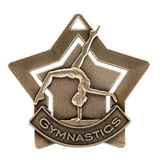 Medallas Deportivas Para Gimnasia Artística - 3 Cm