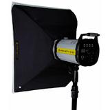 Kit Iluminacion Estudio Foto:soft+flash+trip+aro Prometh