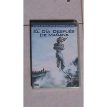 Dvd De La Pelicula:el Dia Despues De Mañana 2004