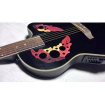 Guitarras Electroacusticas Parquer T/ovation C/equ 4 Bandas!