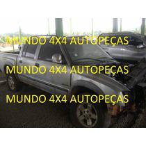 Sucata Da S10 2.4 Flex 2008 Com Motor E Cambio E Peças