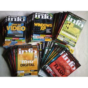 Revista Coleção Info Do Número 3 Ao 43 E Do 47 Ao 50.