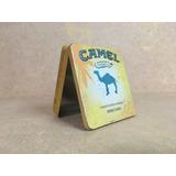 Cigarrera Retro Metálica Camel De Coleccion Cigarros