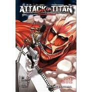 Attack On Titan - N1 - Manga - Ovni Press - Hajime Isayama