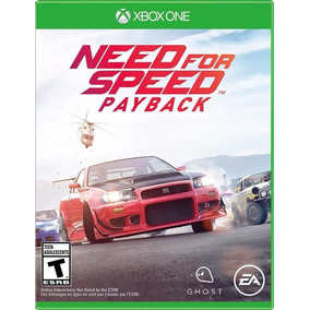 Need For Speed Payback Nuevo Xbox One Dakmor-fiscico!!!