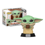 Funko Pop The Child With Cup The Mandalorian Star Wars 378