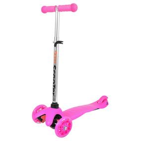 Patinete 3 Rodas Scooter Brinquedo Infantil Frete Grátis