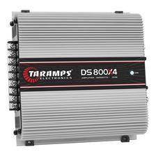 Modulo Taramps Ds-800 X4 800w Rms Rca Ds800x4 Amplificador