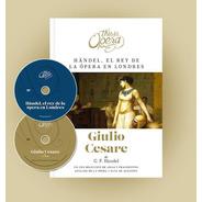 Giulio Cesare - Händel This Is Opera N° 3 - Libro + Cd + Dvd