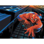 Painel Decorativo Festa Homem Aranha Spider [3x1,7m] (mod1)