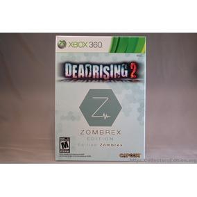 Dead Rising 2 Xbox 360 Zombrex Collectors Edition Nuevo