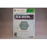 Dead Rising 2 Xbox 360 Zombrex Collectors Edition Nuevo