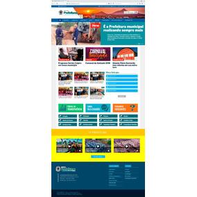 Portal Para Prefeituras + Transparência