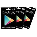 Codigo Google Play $ 20 Usd Apps Y Juegos Android Tutorial