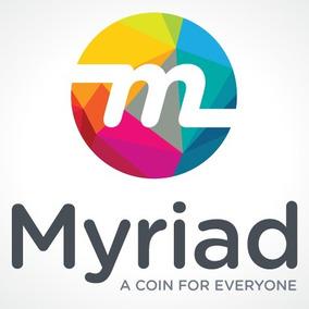 100 Myriad (xmy) Criptomoeda