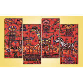 Cuadros decorativos mexicanos en mercado libre m xico for Cuadros mexicanos rusticos