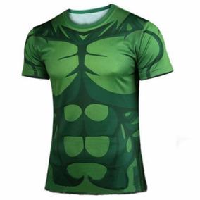 Remeras Superhéroes Hulk