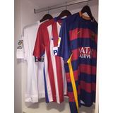 Camisetas Futbol Europeo Originales! Catalogo En Fotos
