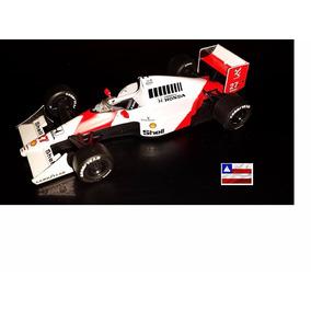 Miniatura Mclaren Honda Mp4/5b - 1990