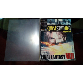 Revista Gamestation Especial Nº1 - Final Fantasy 8