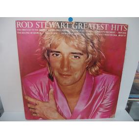 Lp Rod Stewart Greatest Hits Wb 1985 By Trekus Vintage