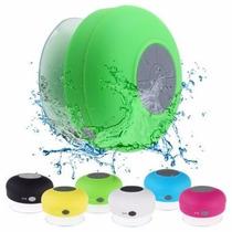 Bocina Bluetooth Waterproof Manos Libres Shower Contra Agua
