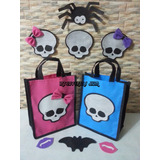 Cotillones Infantiles De Monster High