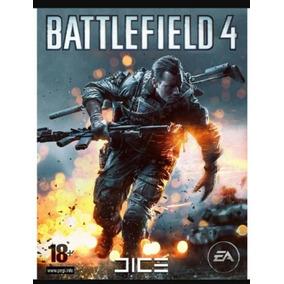 Battlefield 4 Bf4 Inglês Origin Key Código Digital Envio Já