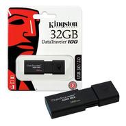 Pendrive Kingston 32gb 3.0 3.1 Data Traveler