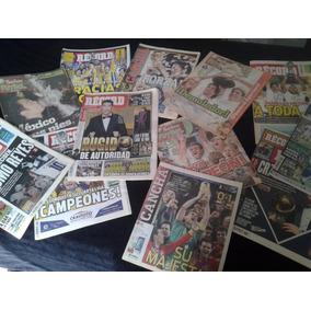 Colección Periódico Record, Cancha, Señor Futbol