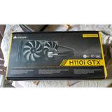 Refrigeracion Liquida Corsair H110i Gtx 280mm Ryzen Intel