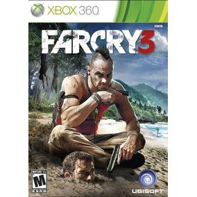 Far Cry 3 Xbox 360 / Xbox One Mídia Física Lacrado