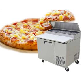 Mesa Preparación De Pizzas 1 Puerta Sobrinox