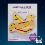 Juguete Constelación Paloma