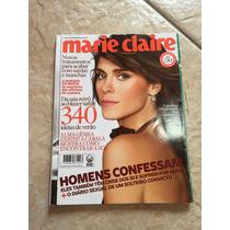 Revista Marie Claire Carolina Dieckmann Formatinho N°233