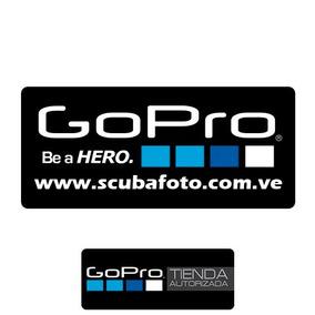 Gopro 7, 6 , 5 Calcomania - Tienda Física Autorizada